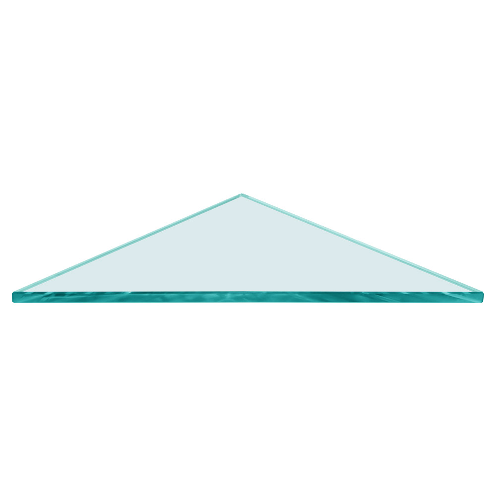 Triangle Glass Shelf