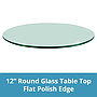 Round Glass Table Tops